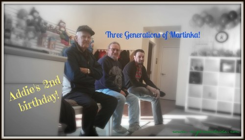 #aisforadelaide #elmo #secondbirthday #generations