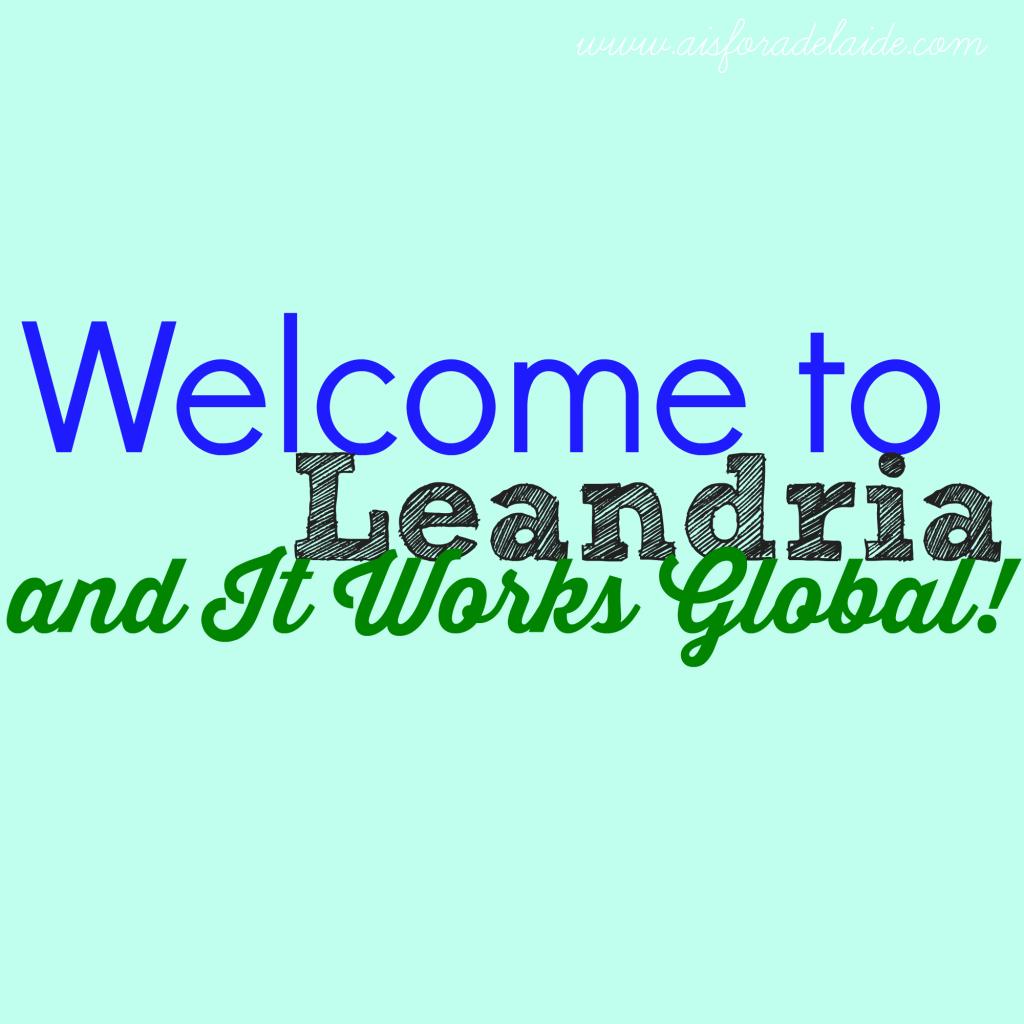 #Aisforadelaide It Works Global #Wraps #leandria