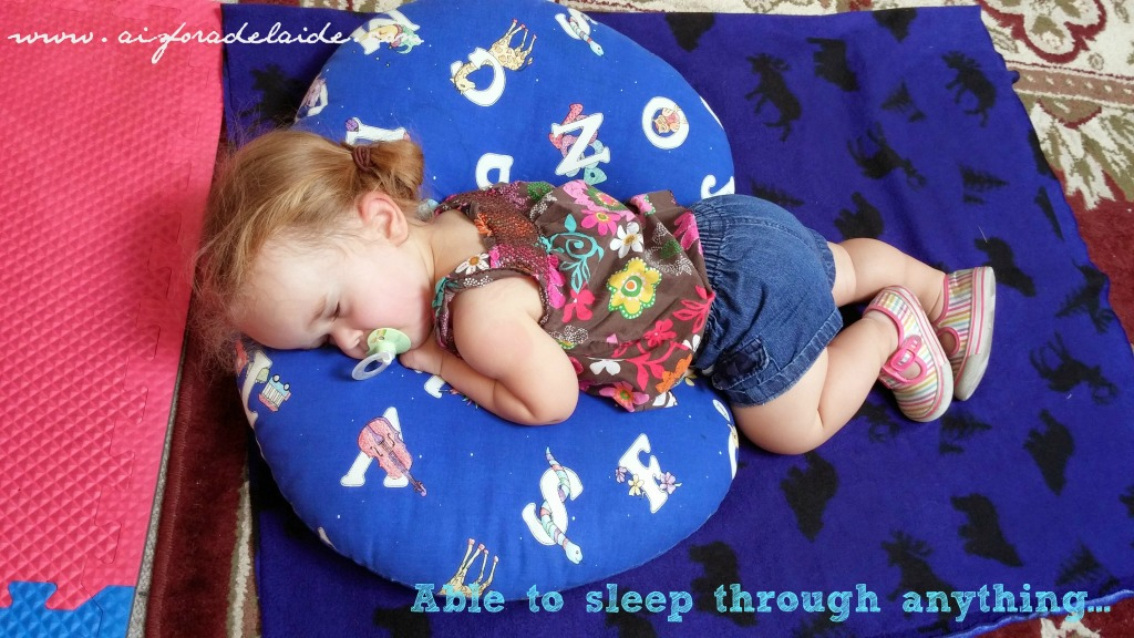 #Chiropractor #aisforadelaide #sleepingbaby #chiropraticcare #pregnancy