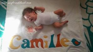 #happybaby #CamilleThea #onemonth #marvelousmonday #aisforadelaide