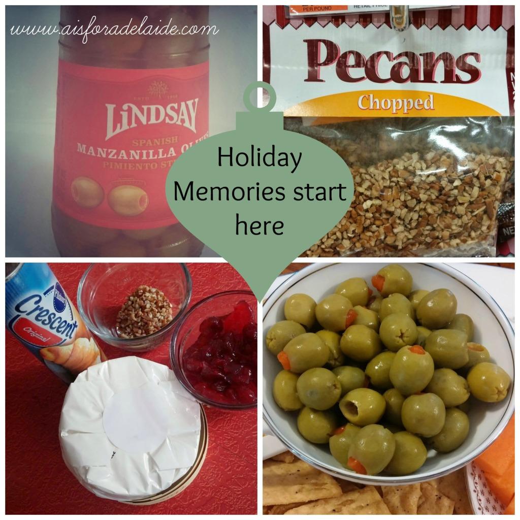 Holiday Memories #recipe #ad #holidayadvantedge #pricechopper #collectivebias #cbias #aisforadelaide