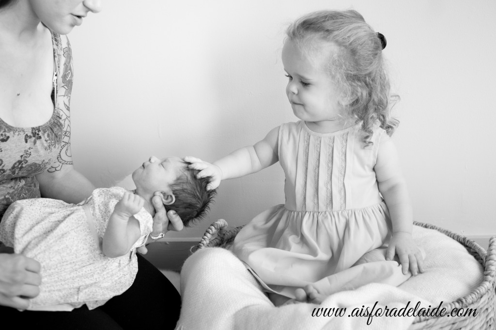#aisforadelaide The First Days #CamilleThea #agroterra Photography #sisters