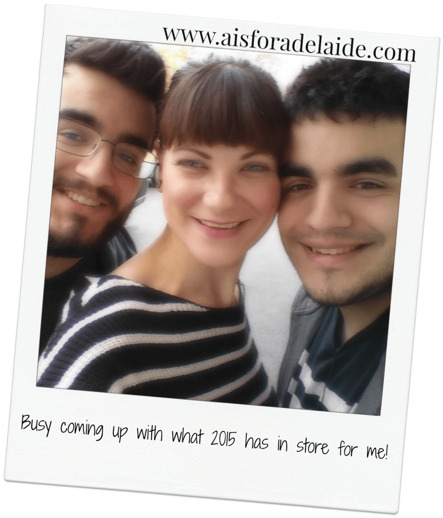 aisforadelaide new year 2015 family blog