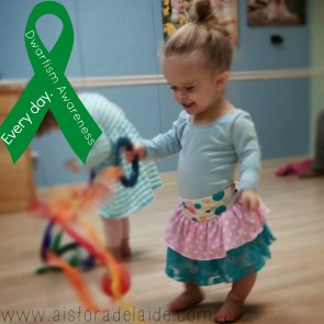 dwarfism awareness lpa lpa today a is for adelaide