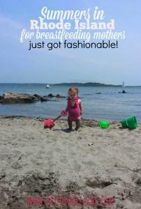 Fashion + Breastfeeding beachwear for mamas! Get ready for #summer!