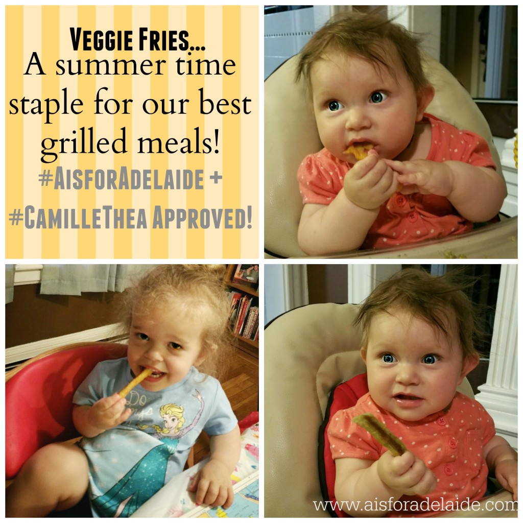Have the perfect grilled burger and fries... even on a weeknight! #IC #ad #VeggieFries