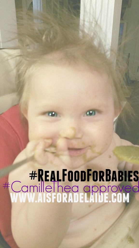 How did you get to be supermom? #IC #realfoodforbabies #ad