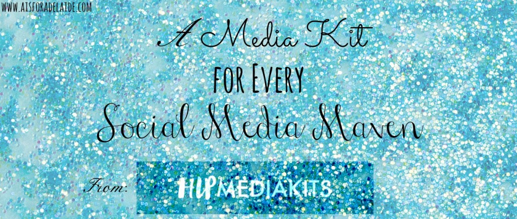 Every blogger needs a media kit... but why?