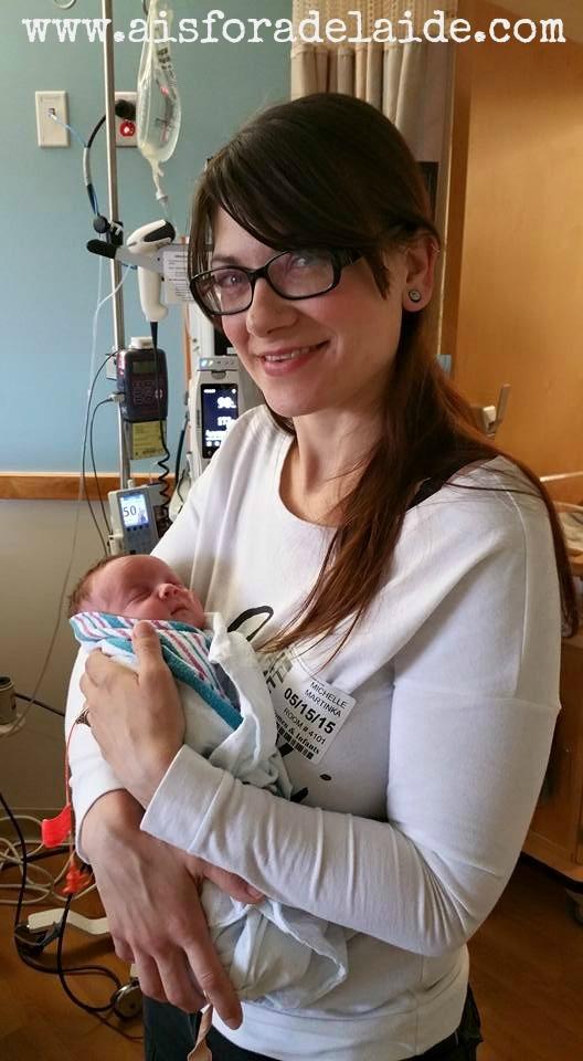 Erica Shea #motherhood
