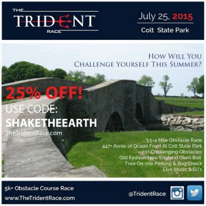 Discount for the trident race