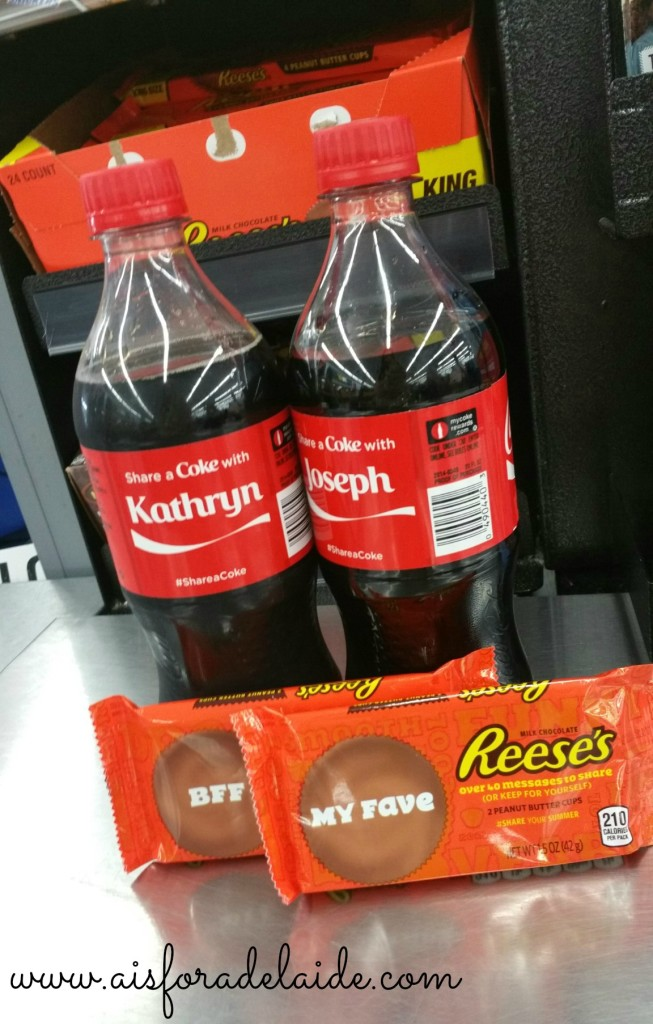 #ShareYourSummer with Coca-Cola and REESE'S Cups! #CollectiveBias #ad