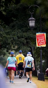 #JimmyFundWalk #Boston #cancer Join me with this discount code!