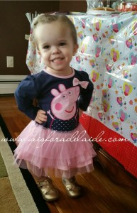 Peppa Pig 3rd Birthday!