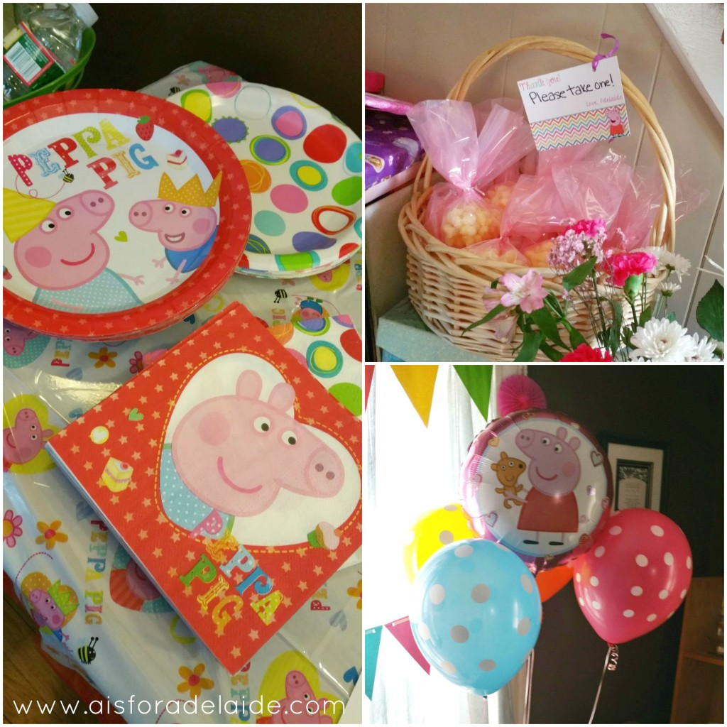 Peppa Pig 3rd Birthday Party!