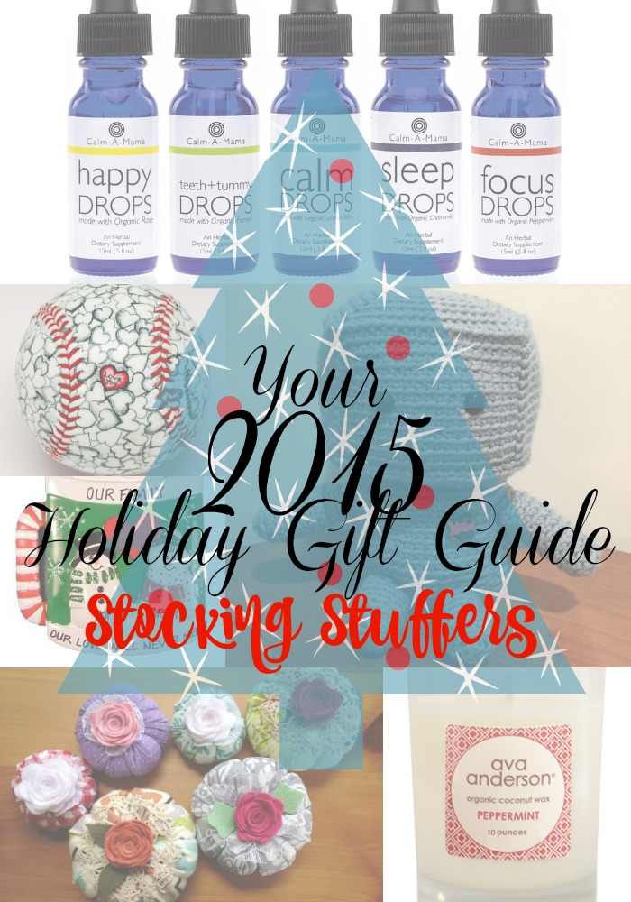 2015 Holiday Gift Guide: Stocking Stuffers