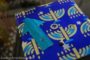 Celebrating Hanukkah and learning the Dreidel Game! #snackpackmixins #ad @Walmart