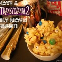 Popcorn (eye) Balls to #MakeItAMovieNight with Hotel Transylvania 2!