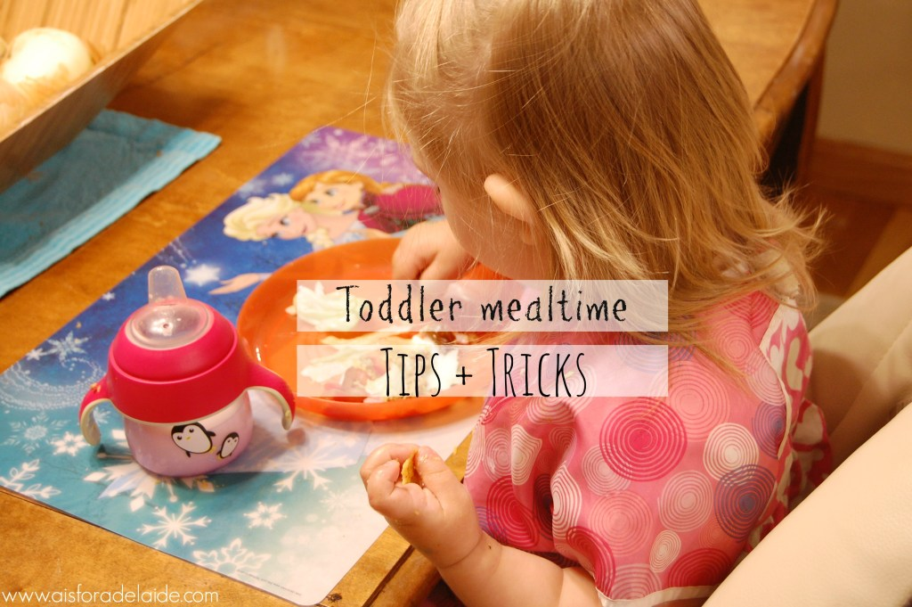 4 Must Haves for Toddler Mealtime #LoveIsInTheDetails [ad]