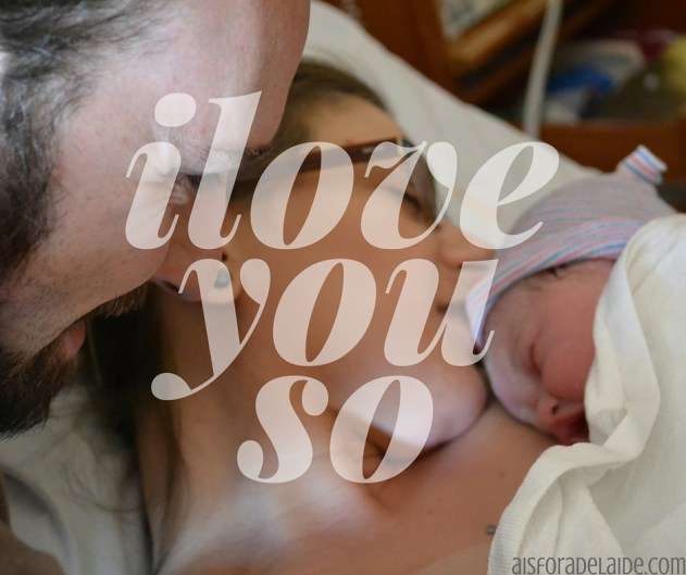 Skin-to-skin with your newborn. You're already all they need. #WaterWipesMom #IC #ad