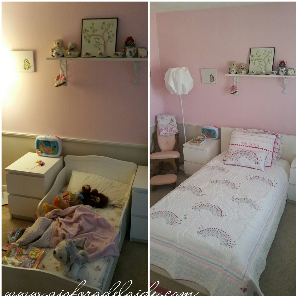 The perfect toddler bedroom ideas for imaginations to grow! #dwarfism