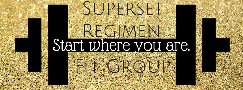 Superset RegimenFit Group