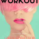 5 Race Day Hair Styles for Women on the go!