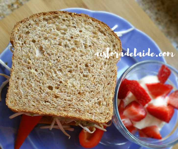 5 Back-to-School Lunches for Parents with the #21DayFix equivalents + #giveaway