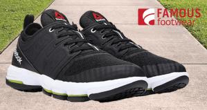 Reebok CloudRide DMX in black at Famous Footwear #reebokcloudride #ic [ad]