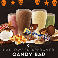 Halloween Shakeology: Candy bar health