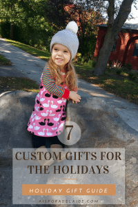 The 7 Best Custom Gifts for the Holidays: Gift Guide