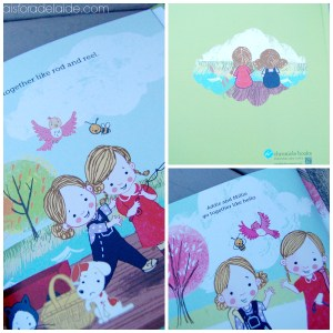 Easter Basket gift ideas: I See Me! Books #giveaway #ad