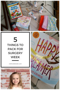 5 Things to Pack for Surgery Week #ad #BeyondGentle #TargetStyle #SoCozyHair@SoCozy @Target