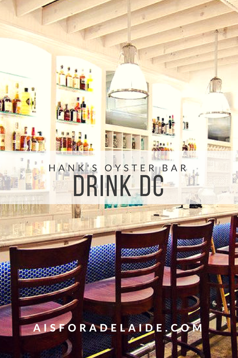 drinkDC: Hank's Oyster Bar