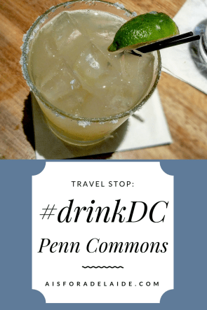 #drinkDC Penn Commons
