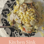 Kitchen Sink Summer Salad #recipe