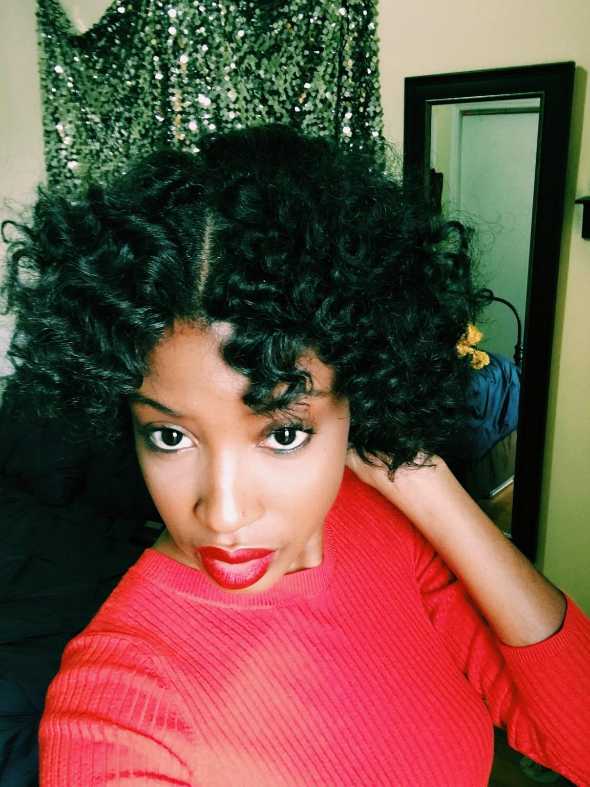 Announcement Im Transitioning To Natural Hair Aishabeau