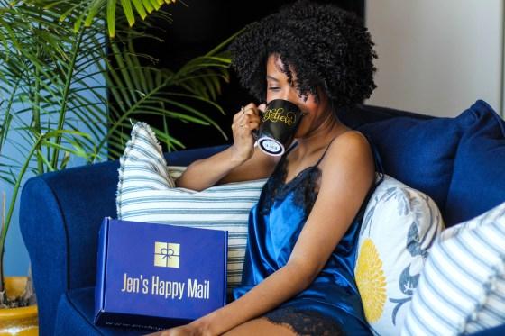Jen's Happy Mail, Aisha Beau