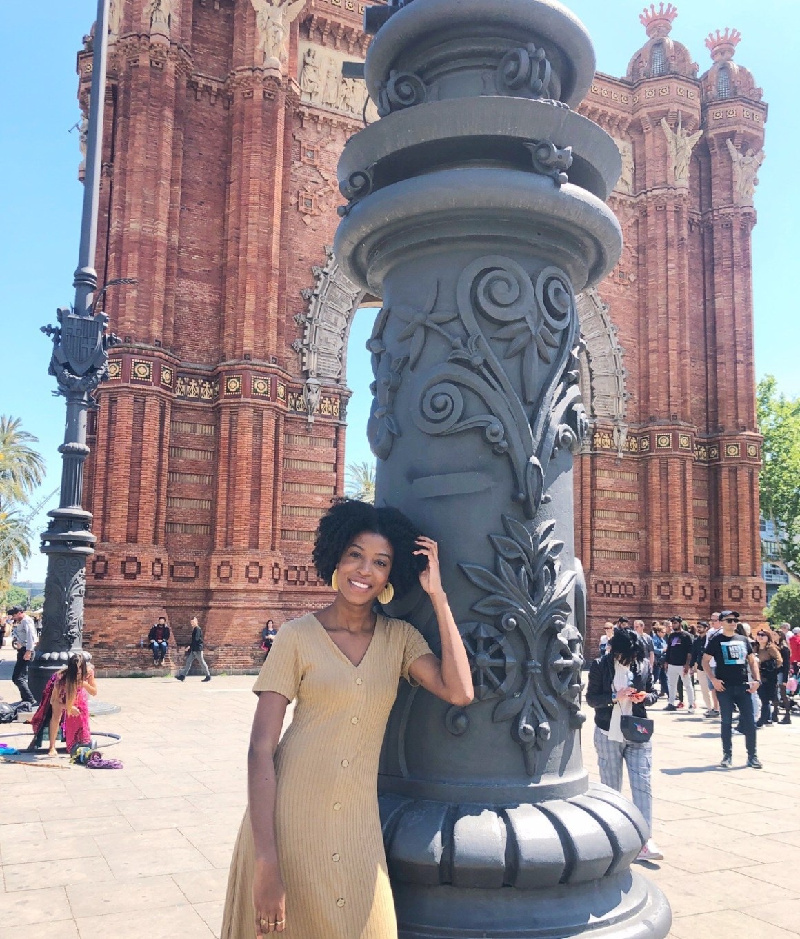 Barcelona, Aisha Beau