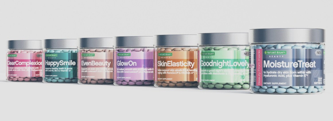 Nature's Bounty, Beauty Supplements, Aisha Beau