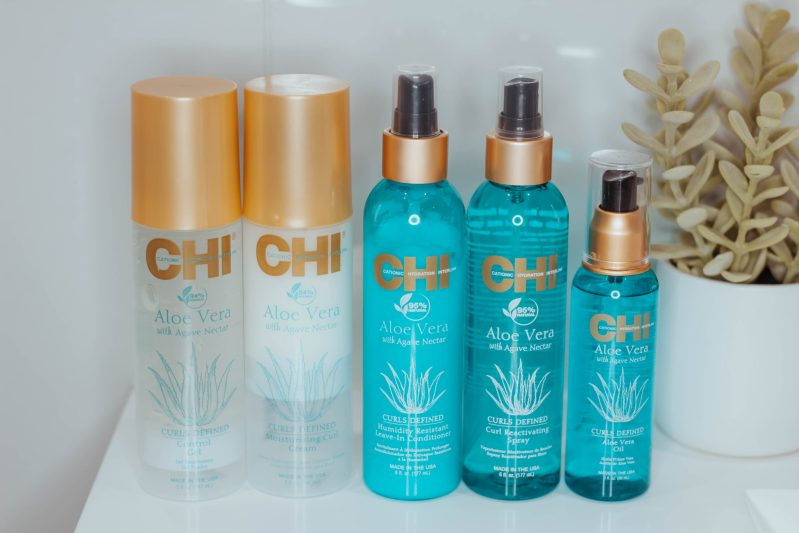 Chi Aloe Vera Collection
