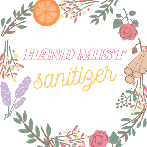 Hand Mist Sanitizer