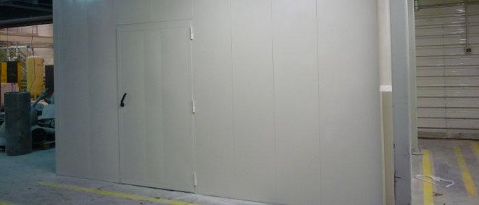 puerta acustica nsonorizada