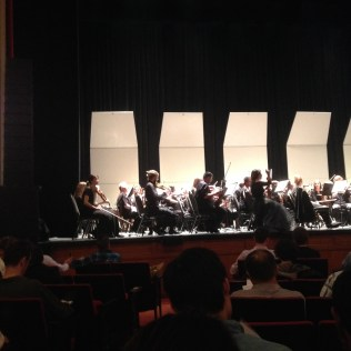 SF Civic Symphony@the Nourse Theater