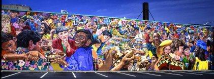 Community Mural Project Boston MA