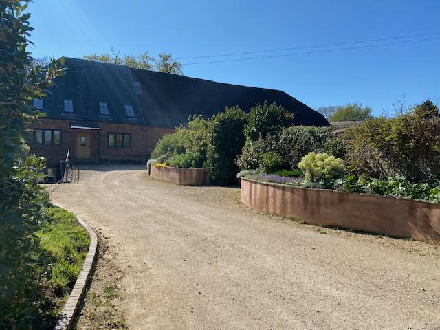 Aisle Barn Terrace