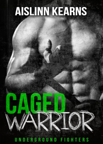 Book Cover: Caged Warrior