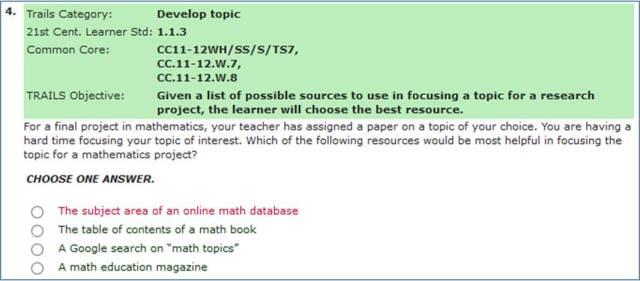 TRAILS-math