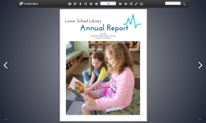 LS Library Annual Report 2016
