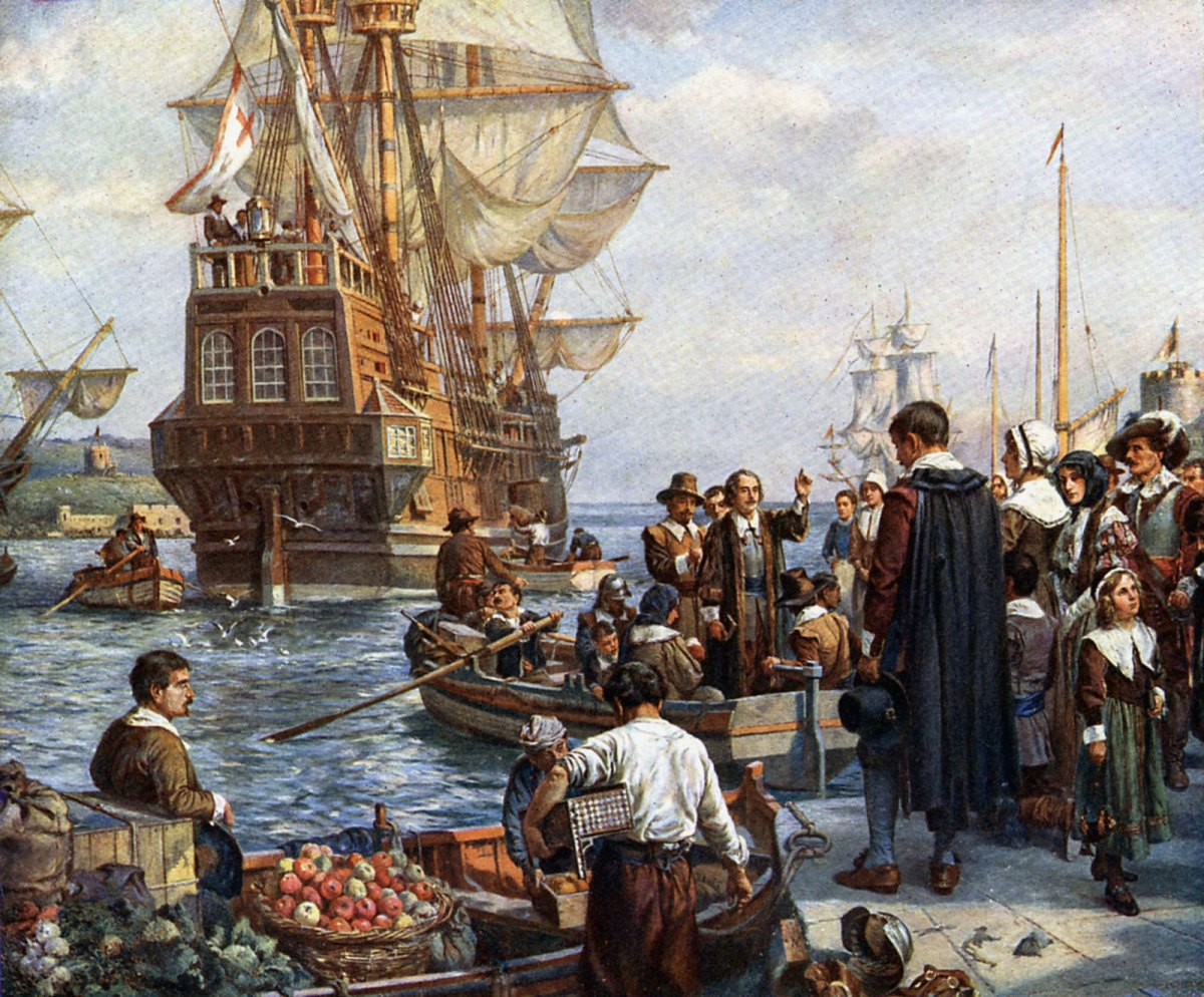 15/11/2019 – CFP Leiden Mayflower400 Conference