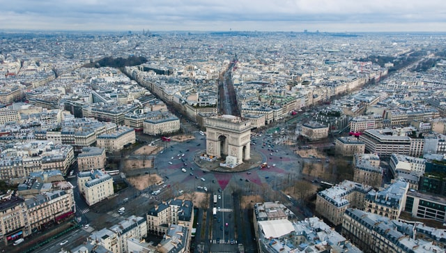 31/8/2021 – CFP: American Writers in Paris: Then and Now